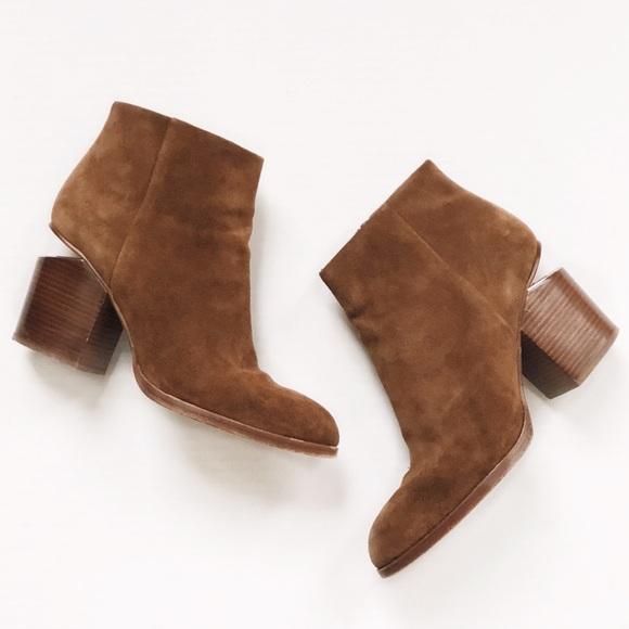 Alexander Wang Shoes - Alexander Wang • Gabi Booties Brown